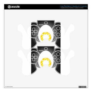 Food Photography Decal For PS3 Controller
