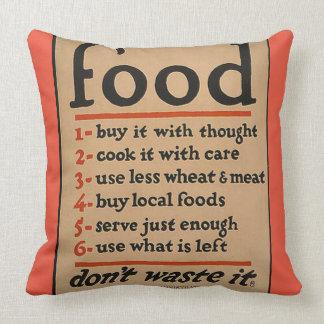 Food pillow
