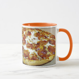 Food:  Pizza Mug