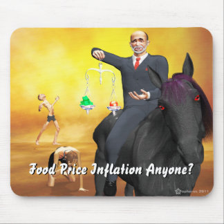 Food Price Inflation Anyone? Mouse Pad