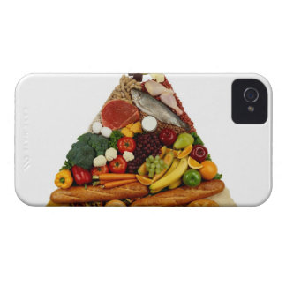 Food Pyramid iPhone 4 Case-Mate Case
