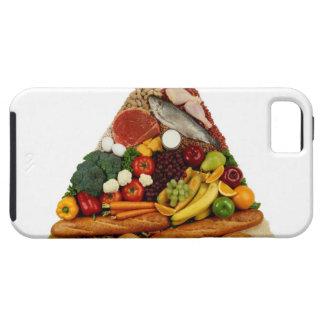 Food Pyramid iPhone 5 Case