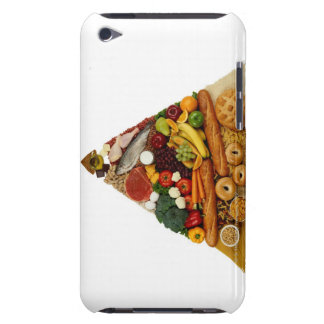 Food Pyramid iPod Case-Mate Case