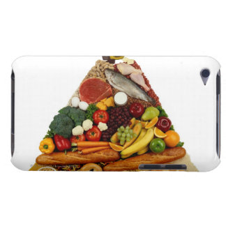 Food Pyramid iPod Touch Cover