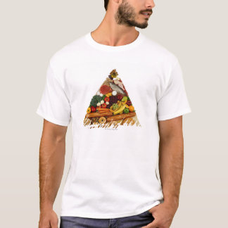 Food Pyramid T-Shirt