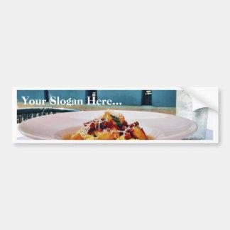Food Restaurants Bumper Sticker