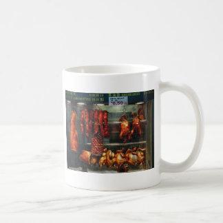 Food - Roast meat for sale Coffee Mug