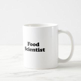 Food Scientist Coffee Mug