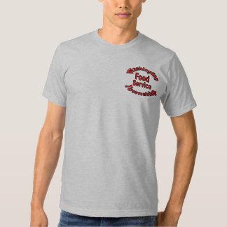 Food Service t-shirt  FST1 (Heather gray)
