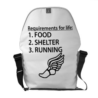Food Shelter Running Courier Bags