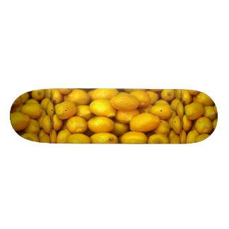 Food Skateboard Deck