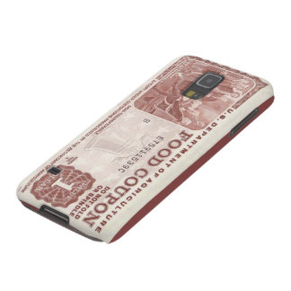 Food Stamp Galaxy S5 Covers