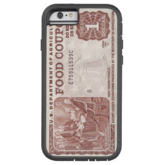 Food Stamp Tough Xtreme iPhone 6 Case
