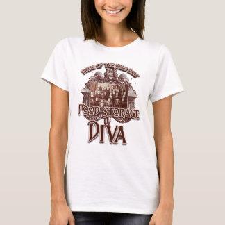 Food Storage Diva:  Pride of the Jello Belt T-Shirt