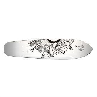 Food Surf Skateboard Deck