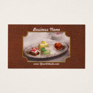 Food - Sweet - Cake - Grandma's treats Business Card