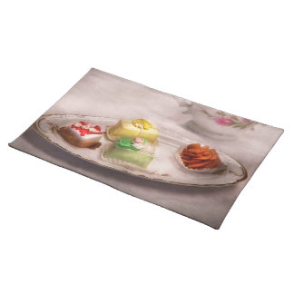 Food - Sweet - Cake - Grandma's treats Cloth Placemat