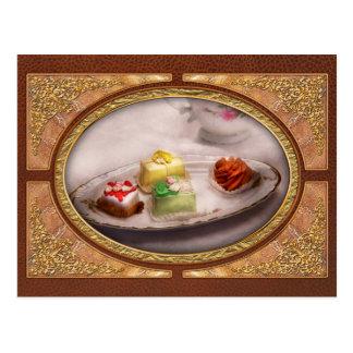 Food - Sweet - Cake - Grandma's treats Postcards
