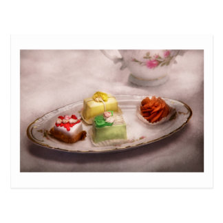 Food - Sweet - Cake - Grandma's treats Post Card