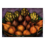 Food - The Harvest Greeting Card