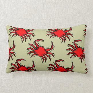 Food Theme Crabs Design MoJo Pillow