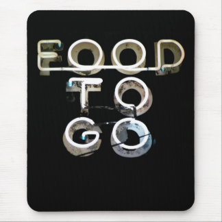 Food To Go Mouse Pad
