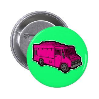 Food Truck: Basic (Pink) Pin