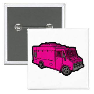 Food Truck: Basic (Pink) Buttons