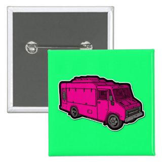 Food Truck: Basic (Pink) Pins