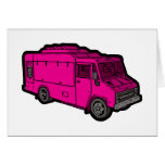 Food Truck: Basic (Pink) Cards