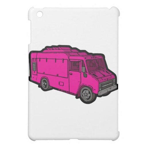 Food Truck: Basic (Pink) iPad Mini Cover