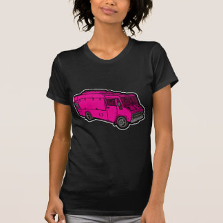 Food Truck: Basic (Pink) T-Shirt