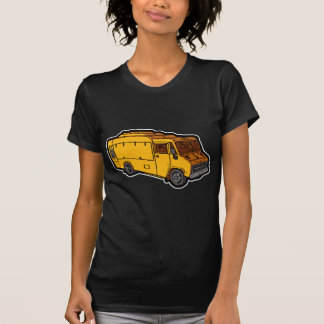 Food Truck: Basic (Yellow) T-Shirt