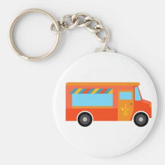 Food Truck Key Chains