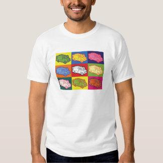 Food Truck Pop Art Shirt