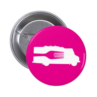 Food Truck: Side/Fork (Pink) Button