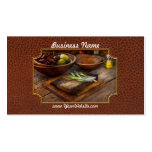 Food - Vegetable - Garden variety Double-Sided Standard Business Cards (Pack Of 100)