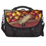 Food - Vegetables - Sweet peppers for sale Laptop Messenger Bag