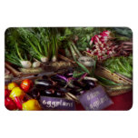Food - Vegetables - Very fresh produce Magnets