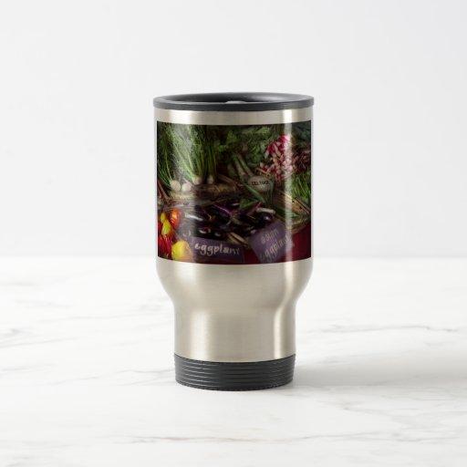 Food - Vegetables - Very fresh produce Mug