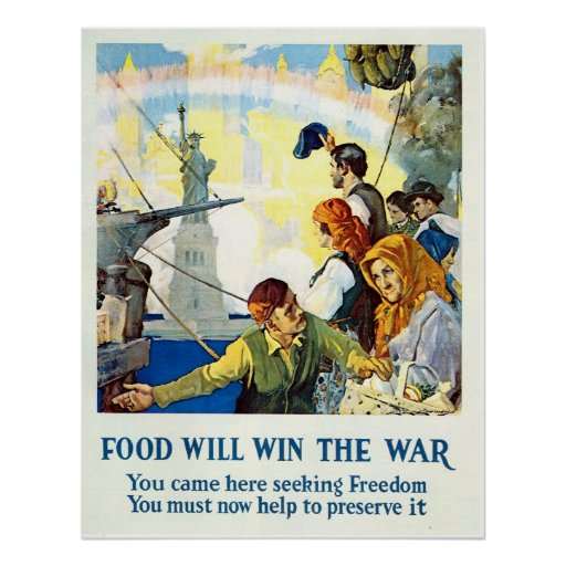 Food Wins - Print