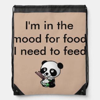 FoodFeed Drawstring Backpack