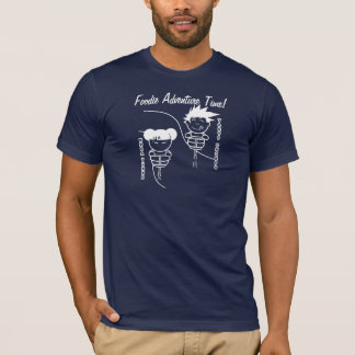 Foodie Adventure Time T-Shirt