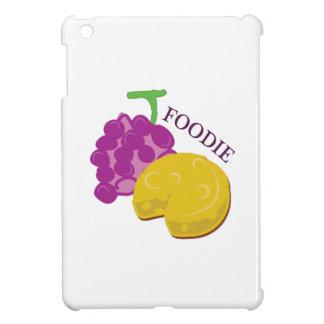 Foodie Grape Cheese iPad Mini Cases