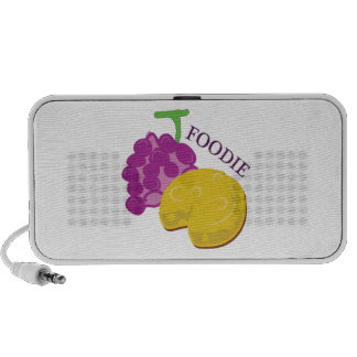 Foodie Grape Cheese iPod Speaker