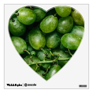 Foodie / Grapes wall decal