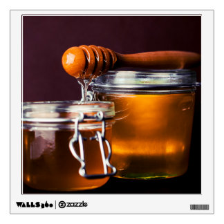 Foodie / Honey wall decal