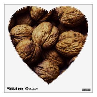 Foodie / Nuts wall decal