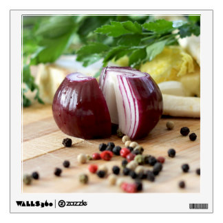 Foodie / Onion wall decal