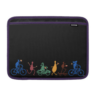 Foodies on the Go Sleeves For MacBook Air